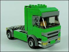 Lego Mercedes, Lego Truck, Lego Modular, Lego Projects, Square Photos, Simple Bags, Lego City, Diy Kits, Legos