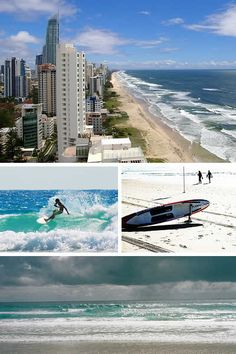 Top 10 Places to Surf in the World: 1-Surfers Paradise - Gold Coast, Australia