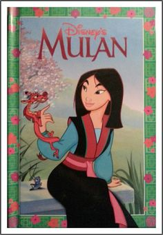 Mulan Book: Mouse Works;  Best Buy Promo