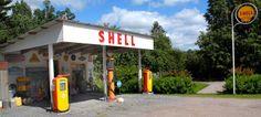 Shellmacken Mailbox, Nostalgia, Shells, Industrial, Neon Signs, Memories, Cool Stuff, Retro, Building