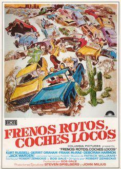 Frenos rotos, coches locos, 21-04-2012, Paramount Channel