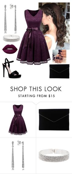 """Bridesmaid up"" by paoladouka on Polyvore featuring Lenny, Rebecca Minkoff, Pandora, Natasha and Lime Crime"