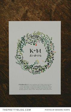 Matthew & Katrin's Street Festival Wedding | Real weddings | The Pretty Blog | Photography by Modern Hearts