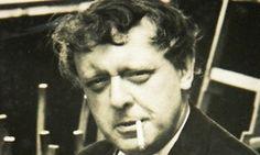 Anthony Burgess, author of A Clockwork Orange