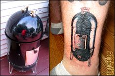 1000  Images About BBQ Tattoos On Pinterest Bacon Tattoo