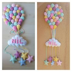 Ideas crochet rug nursery how to make Baby Crafts, Felt Crafts, Diy And Crafts, Crafts For Kids, Arts And Crafts, Pom Pom Rug, Diy Bebe, Baby Mobile, Pom Pom Crafts