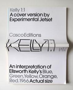 Kelly 1:1 / Experimental Jetset