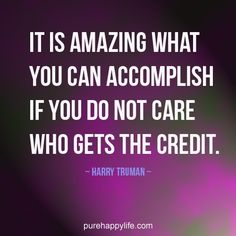 Quotes - It is amazing what you can accomplish...more on purehappylife.com