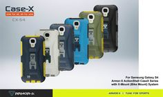 Bicycle Bike Mount & Cases for Galaxy S4 | Galaxy S3 | iPhone 5 | iPad mini