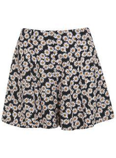 Daisy Printed Skort - Holiday Shop - Clothing
