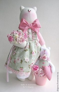 """Many patterns of toys and dolls: Diary of the """"Tilda dolls and other toys primitive"""": Groups - female social network myJulia.ru"""
