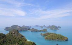 Mu Ko Ang Thong, Thailand