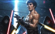 Video: ¿Y si Bruce Lee hubiera actuado en Star Wars? —> https://wp.me/p1vJhz-5a1