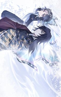Demon Slayer, Slayer Anime, Anime Demon, Anime Manga, Human Emotions, Anime Ships, Aesthetic Anime, Doujinshi, Samurai