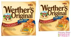 FREE Werthers Candy At Dollar Tree!