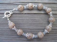 Keepsake Memory Dried Flower Bracelet Polymer Clay Jewelry Ornaments Wedding Funeral Prom Baby Great Gift