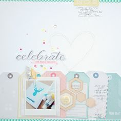 Citrus Twist Kits: Tuesday Tutorial with the October Kit with Nina