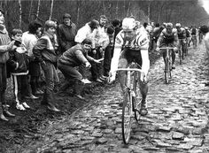 CYCLING ART BLOG: Thirty Years Ago: King Kelly Roubaix
