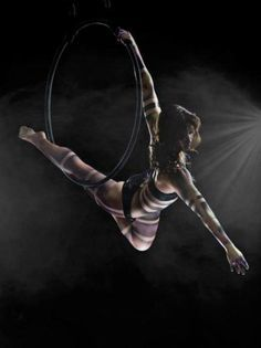 painting of aerial silks - Google Search