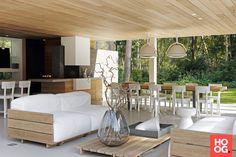 Luxe loungemeubelen in tuinontwerp   veranda ideas outdoor   veranda interieur   terrassen ideen   Hoog.design