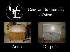Renovando muebles clásicos