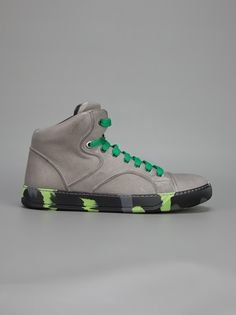 LANVIN - hi top trainer 7