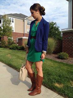 Como Combinar Vestidos Con Botas.  Con la llegada de la primavera una de las grandes ventajas que nos permite el mundo de la moda es la combinación de diferentes prendas de vestir, como la combinación de prendas de abrigo con prendas más ... Ver más aquí: https://vestidosdenoviaoriginales.com/como-combinar-vestidos-con-botas/