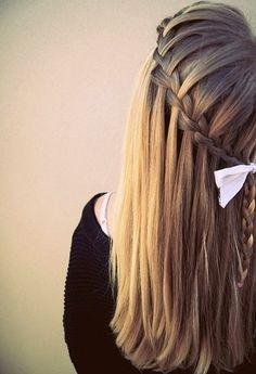 girls need perfect soft nice hair.