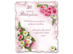 """jacekova"" blahoželáme k - Strana 3 Petra, 30th, Birthdays, Nice, Anniversaries, Birthday, Nice France, Birth Day"