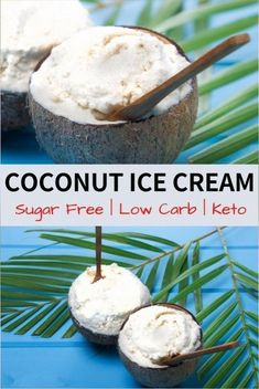 Sugar Free Ice Cream, Low Carb Ice Cream, Healthy Ice Cream, Non Dairy Ice Cream, Fruit Ice Cream, Love Ice Cream, Sugar Free Low Carb Recipe, Sugar Free Recipes, Low Carb Desserts