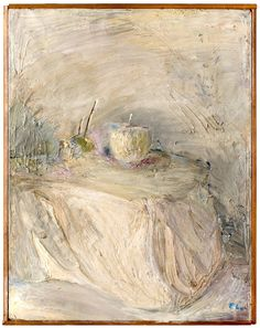 """Evert Lundquist 1904-1994 """"The White Table"""""""