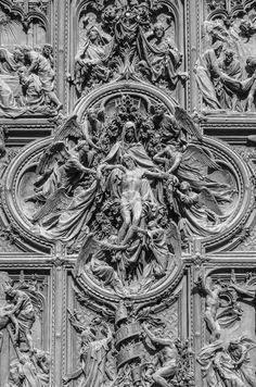 """"""" Milan Cathedral Milan, Italy 2014 """""""