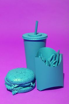junk food makes you blue
