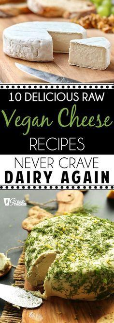 Raw Vegan Dinners, Raw Vegan Desserts, Delicious Vegan Recipes, Vegan Dishes, Raw Food Recipes, Freezer Recipes, Vegan Raw, Freezer Cooking, Drink Recipes