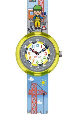Reloj Flik & Flak Lift It Up FBNP057