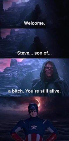 Steve Rogers, son of... | Marvel Cinematic Universe (MCU)