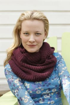 Thermal Knit Cowl-working on this one now...with embellishments! ;}