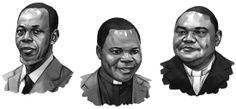 The World's 100 Most Influential People: Imam Omar Kobine Layama, Archbishop Dieudonné Nzapalainga and The Rev.