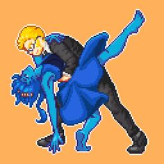 Pixel Art do Steven Universe por Liferson