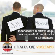 L'Italia che vogliamo - Just married! (960×960)