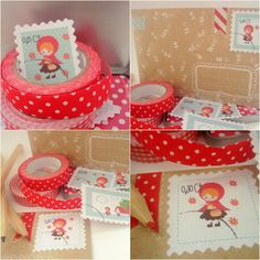 Little Red Riding Hood ideas