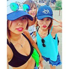 【tg.yuika】さんのInstagramをピンしています。 《あたしの大好きな2人!夏よ、もどってこーい! #由比ヶ浜 💗💕💘🌺🍉💘💜🌴👑#tg870 のある生活 #beachroom #beachroomkamakura  #誕生日#happybirthday#なつみ#summer#コーデ#ビキニ#海#夏#bigbang#ペアルック#surf#aloha#beach#nike#ベナッシ#クロムハーツ#クロム女子#カメラ#カメラ女子#レインボー#rainbow#Deus》