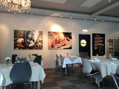 Ågot Lian, Seafood Restaurant in Trondheim, Norway