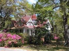 charleston south carolina - I want to visit the old estates and gardens and feel the old world essence.