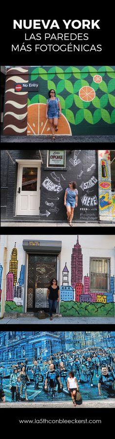[GUÍA] Los mejores murales para fotos en Nueva York ACTUALIZADO 2017.  #NuevaYork #NY #NYC #NewYork New York Travel, Travel Usa, Ny Ny, I Love Ny, Budget Travel, Travel Planner, Trip Planning, Places To Travel, New York City