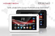 Hometech Tablet PC - Online Destek Merkezi