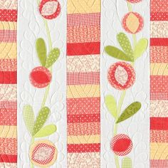 GO! Pomegranate Quilt Pattern (PQ10202i)