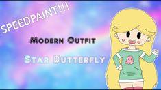SpeedPaint - Star Butterfly (Star vs. las fuerzas del mal) | Mashieru To...