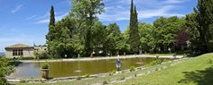 Panorama du bassin Aix En Provence, South Of France, Hotel Reviews, Lodges, Trip Advisor, Swimming Pools, Golf Courses, Dolores Park, Panorama