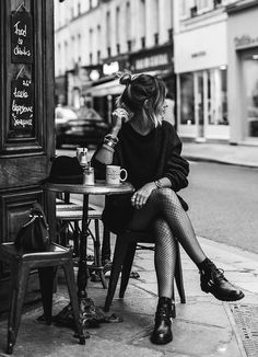 ♔ Paris café World